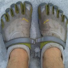 """Nebezpečné """"barefoot"""" chození"""